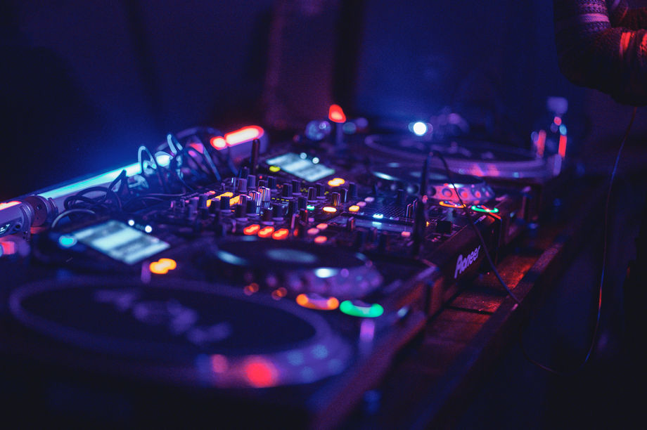 Psych! Old School Hip-Hop DJ set.