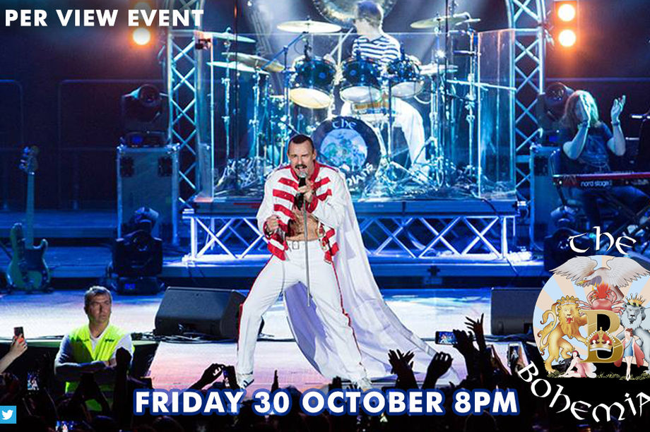 The Bohemians: Queen - The Greatest Hits Tour