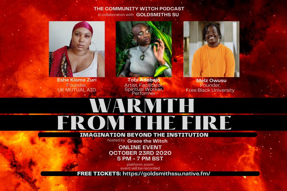 Warmth from the Fire: Imagination Beyond the Institution