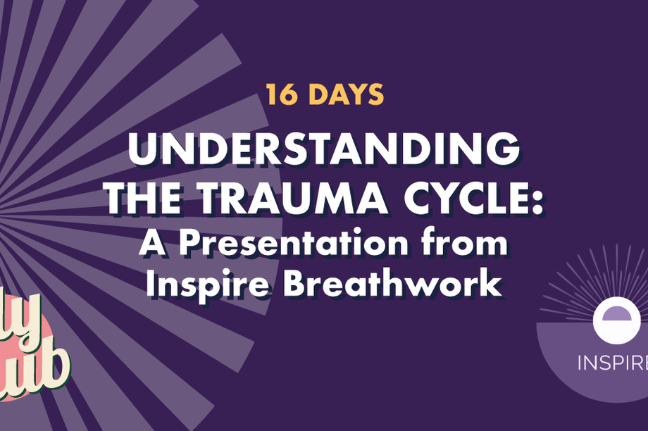 Understanding the Trauma Cycle: A Presentation from Inspire Breathwork