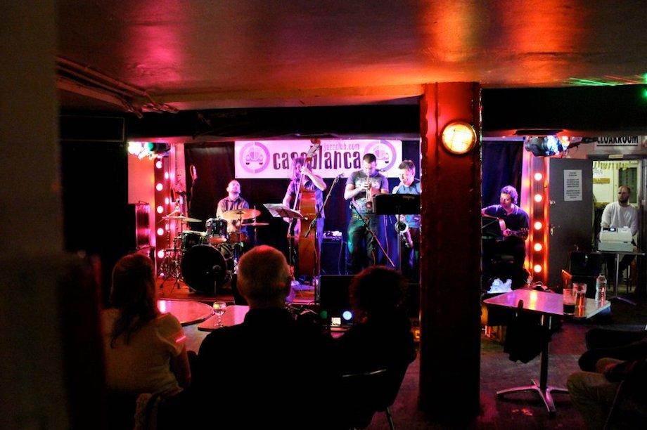 Casablanca Jazz Club